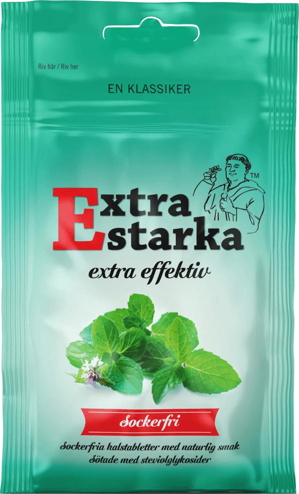 Extra Starka Extra Effektiv 80g