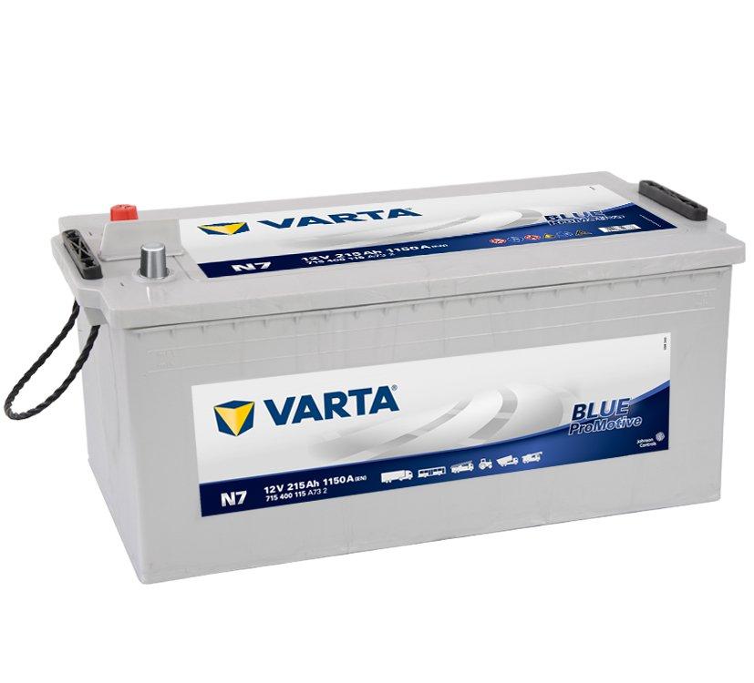 Batteri N7 PRO blue HD215