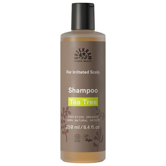 Urtekram Nordic Beauty Tea Tree Shampoo Irritated Scalp