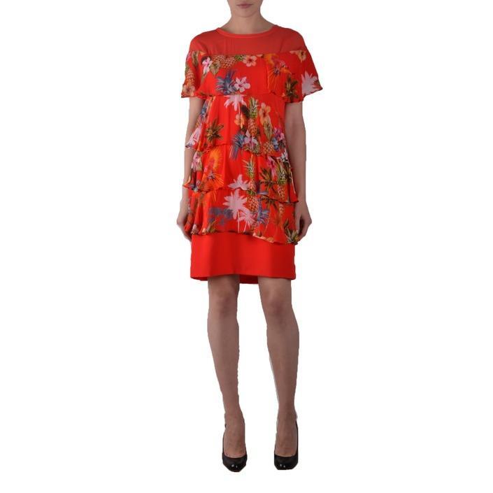 Pinko Women's Dress Red 186651 - red 42
