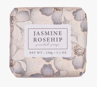 Jasmine Rosehip palasaippua vaaleanroosa