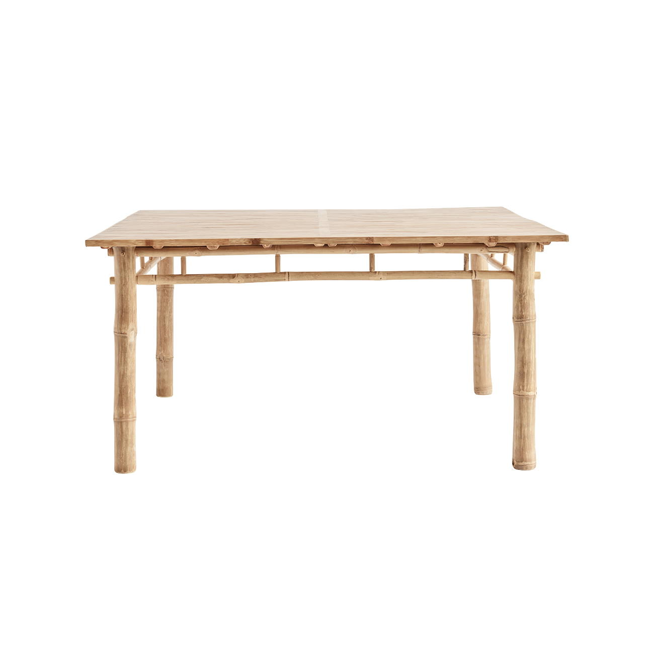 Tine K Bambu Matbord 150 x 150 cm