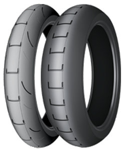 Michelin Power Supermoto ( 120/80 R16 TL kumiseos A, NHS, etupyörä )