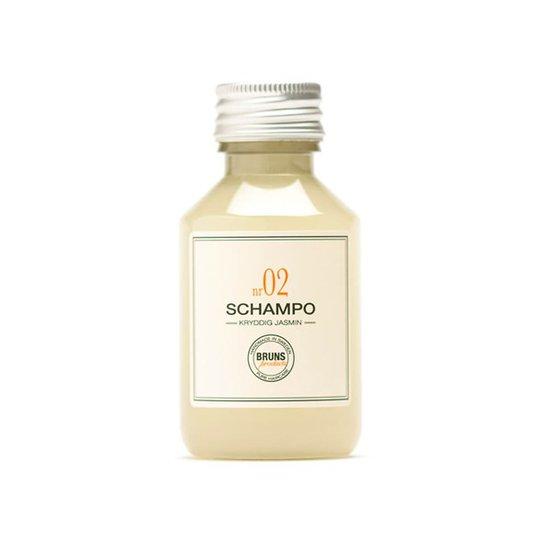 BRUNS Products Schampo nr 02 - Kryddig Jasmin