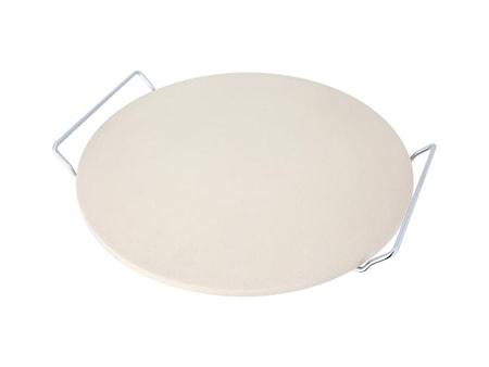 Pizzasten Ø 33 cm med Serveringsstativ