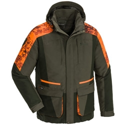 Pinewood Mens Forest Camou Jacket