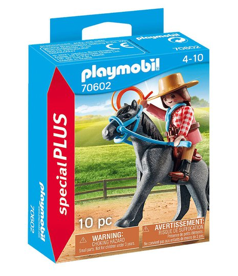 Playmobil 70602 Western rider