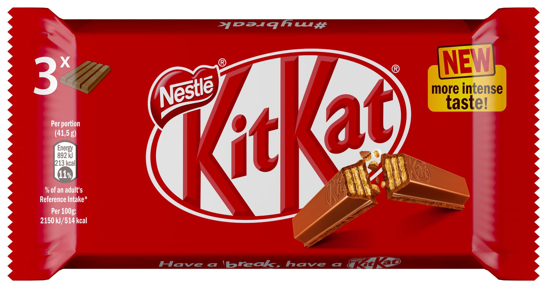 Kit Kat 3-pack - 40% rabatt