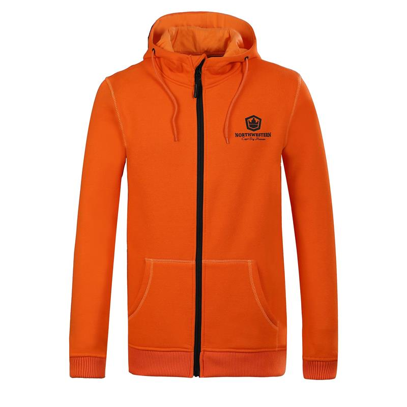 Capt Sig's Cold bay College jakke XXL Orange
