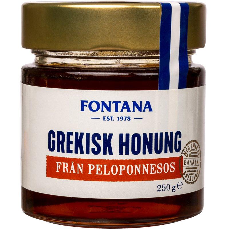Grekisk Honung från Peloponnesos Skogshonung - 25% rabatt