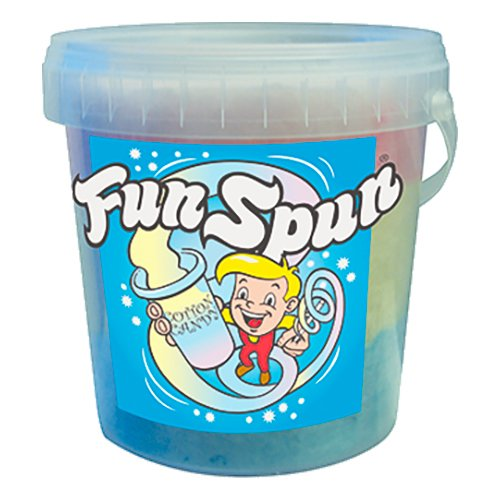 Funspun Sockervadd - 50 gram