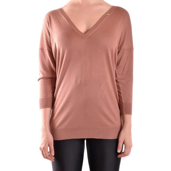 Elisabetta Franchi Women's Sweater Brown 161209 - brown 42
