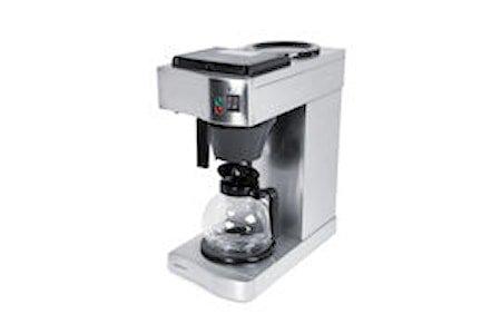 Kaffebrygger manuell påfylln.
