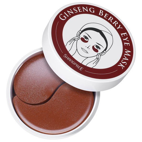 Ginseng Berry Eye Mask, Shangpree Kasvonaamio