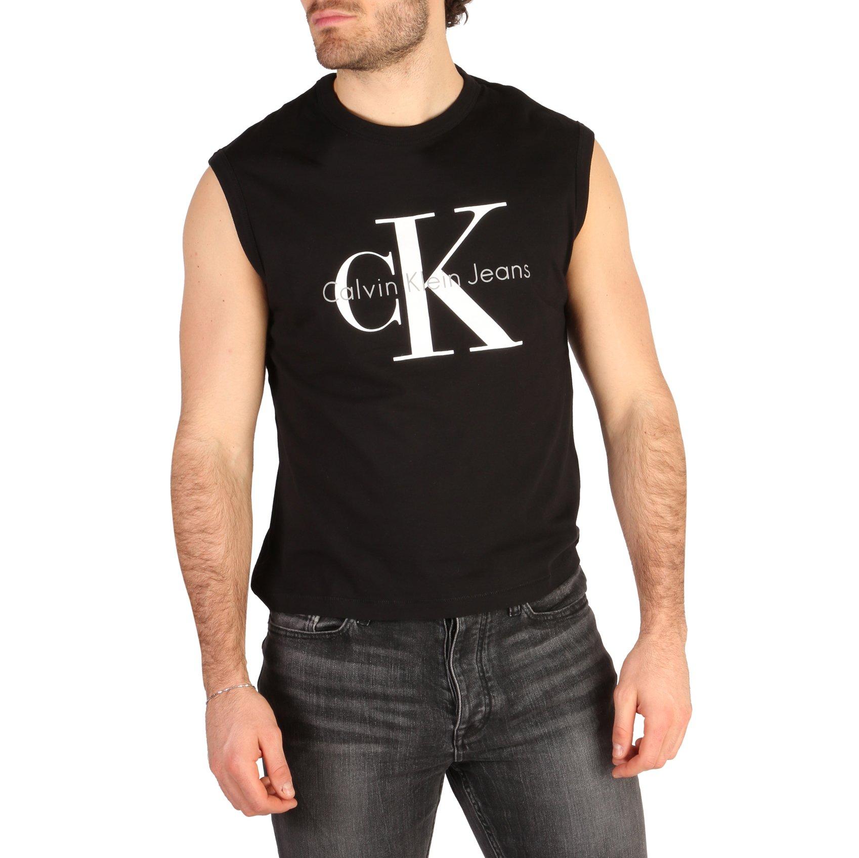 Calvin Klein Men's T-Shirt Various Colours J2IJ204029 - black XS