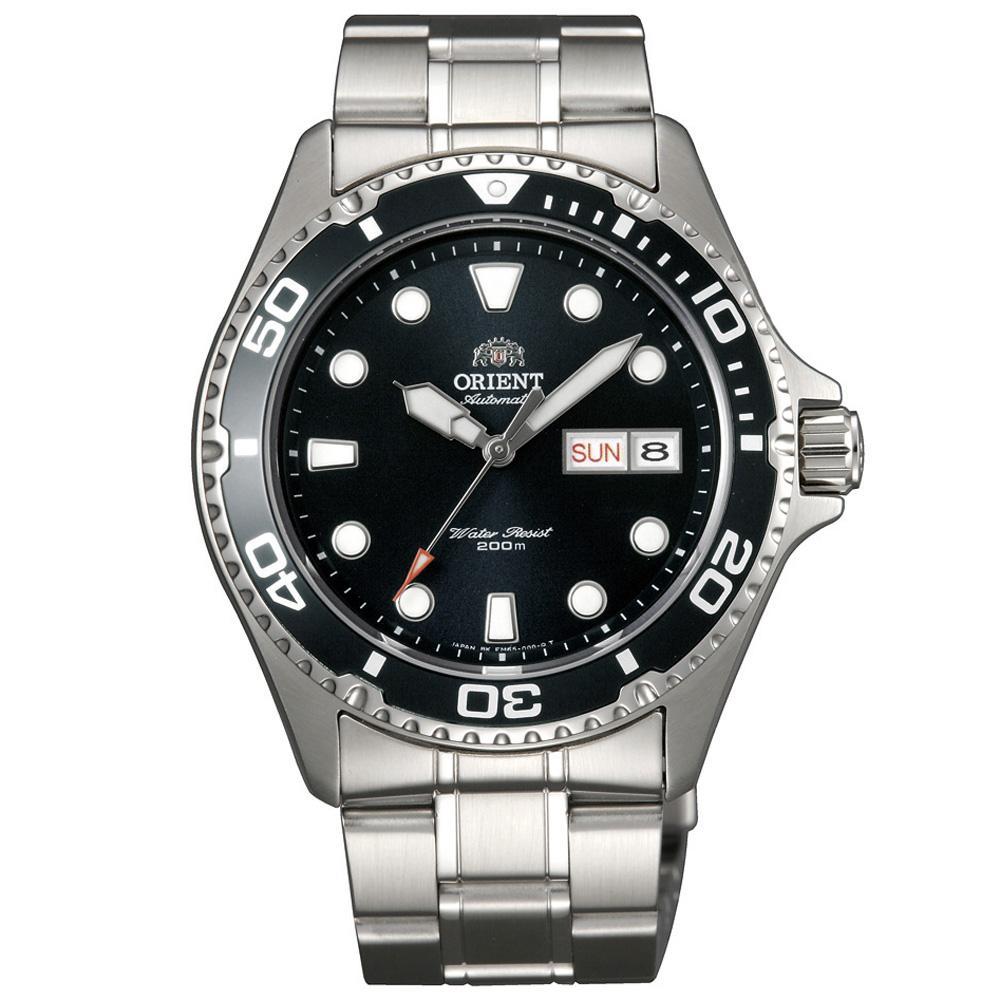 Orient Men's Watch Silver FAA02004B9