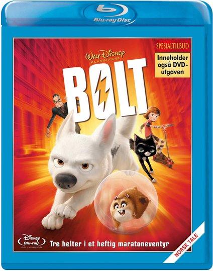 Disney Bolt Blu-Ray