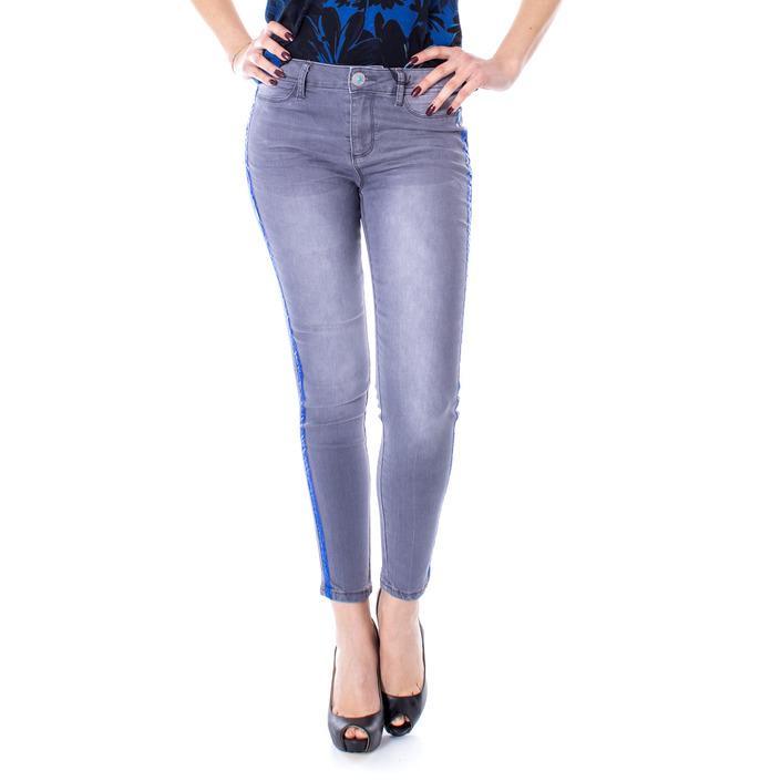 Desigual Women's Jeans Grey 167115 - grey W28