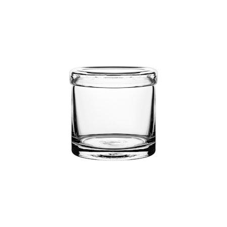 Glasskrukke 15 cm