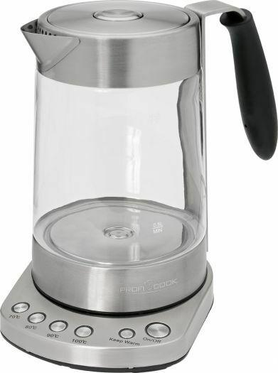 Profi Cook Wks 1020 G Vattenkokare - Glas