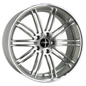 Monaco Chicane Silver 8.5x19 5/112 ET35 B73.1