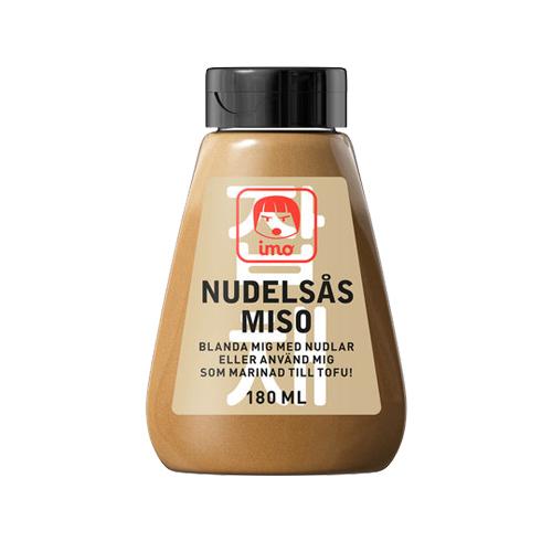 Nudelsås Miso 180ml - 88% rabatt