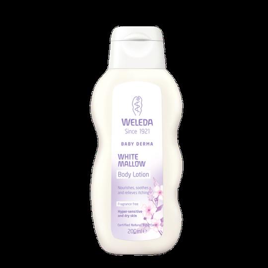 White Mallow Body Lotion, 200 ml