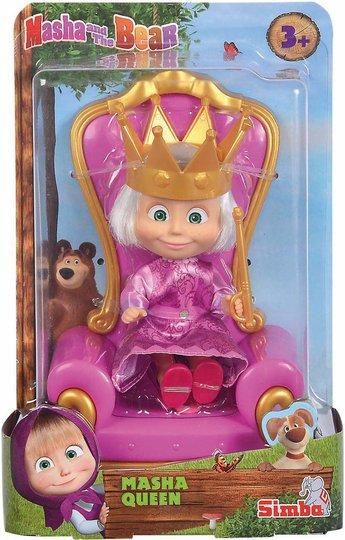 Masha og Bjørnen Figur Dronning