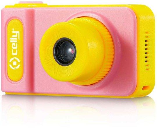 Celly Digitalkamera, Rosa