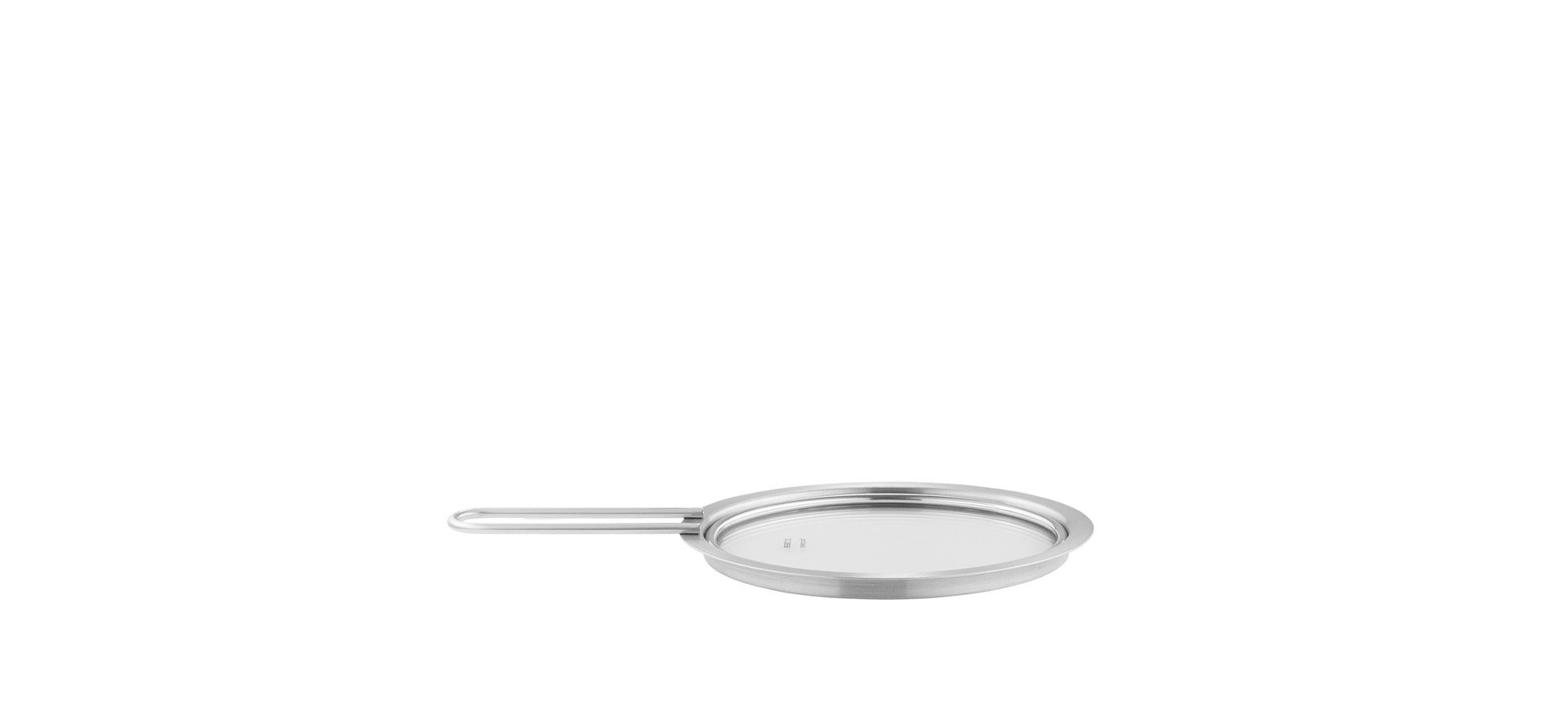 Eva Trio - Stainless Steel/Glass Lid, 16 cm. (201016)