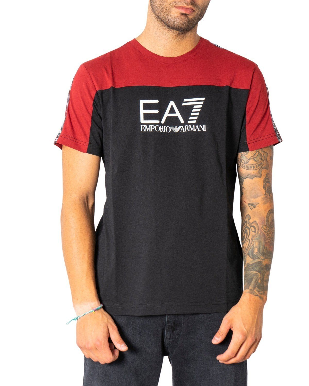 Ea7 Men's T-Shirt Various Colours 305050 - multicolor XL