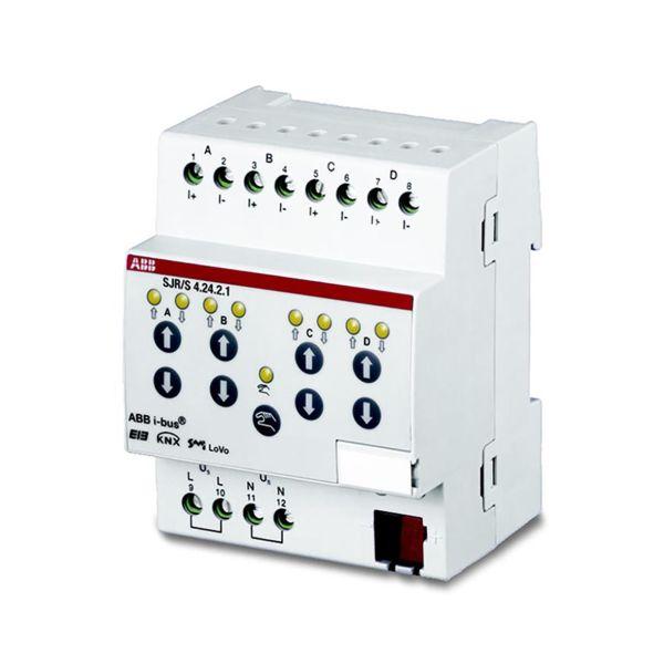 ABB 2CDG110143R0011 Verhomoottoriohjain 4 kanavaa, SMI