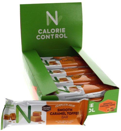 Måltidsersättningsbars Karamell & Toffee 15-pack - 28% rabatt