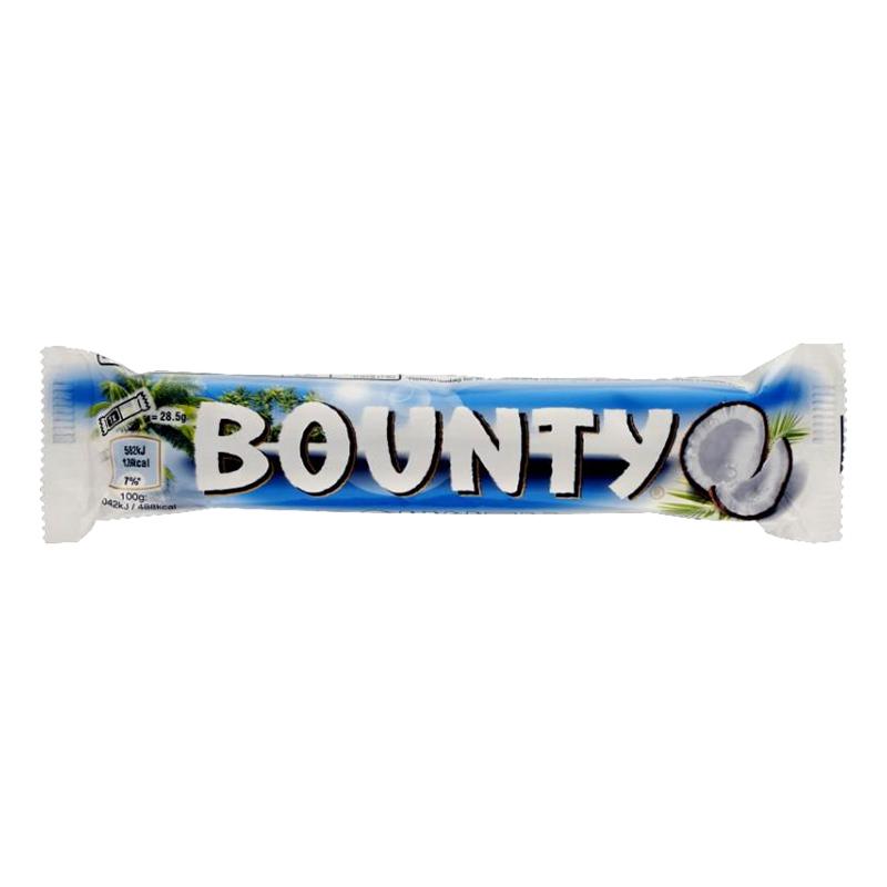 Bounty Chokladbit - 57 gram