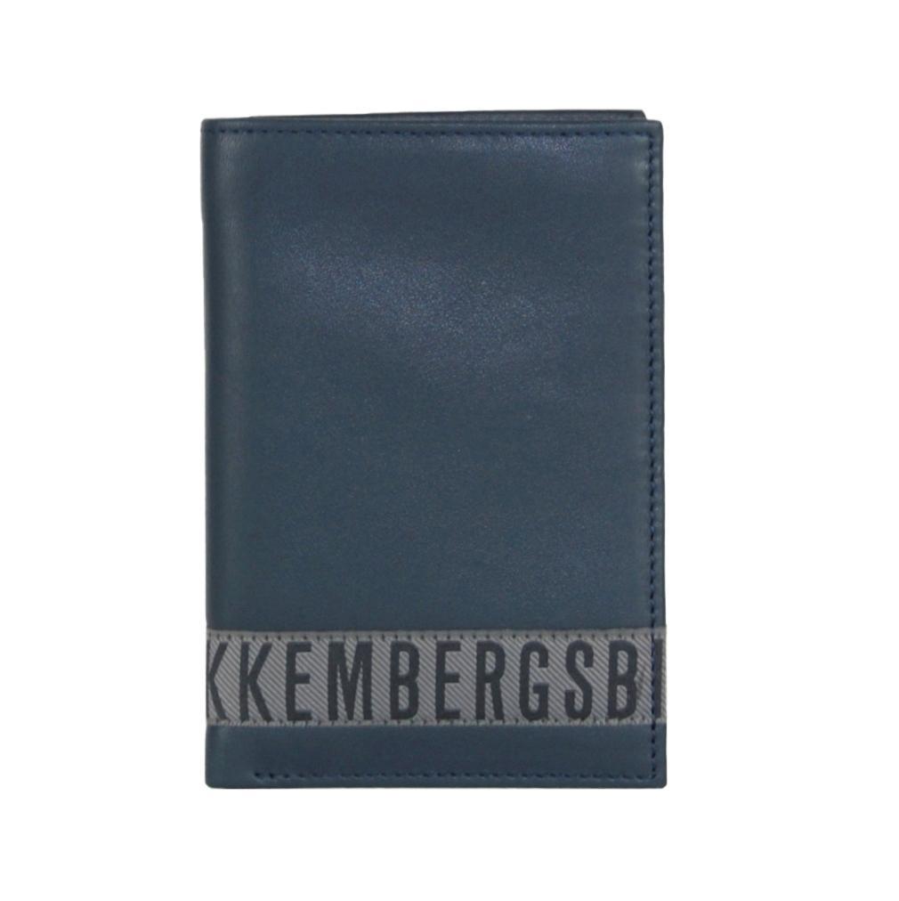 Bikkembergs Men's Wallet Blue BI1432738