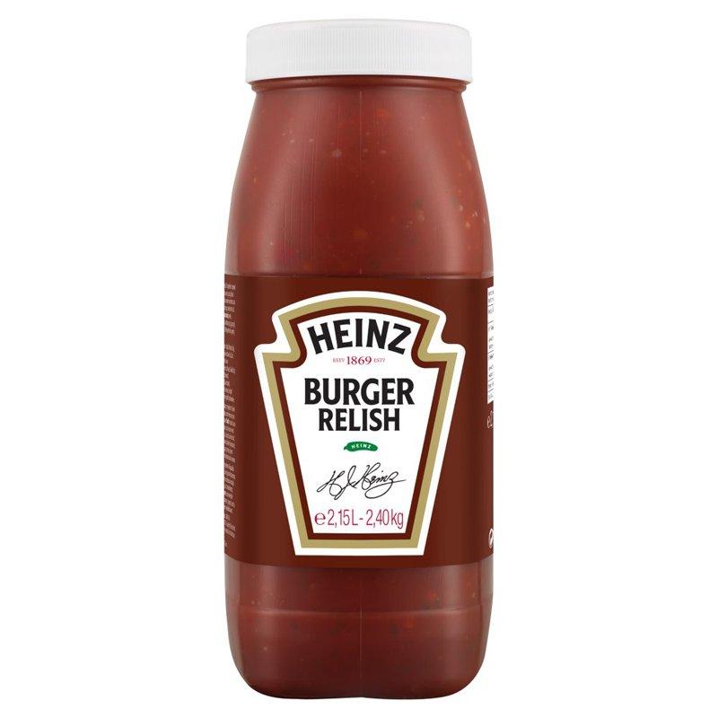 Burger Relish - 81% alennus