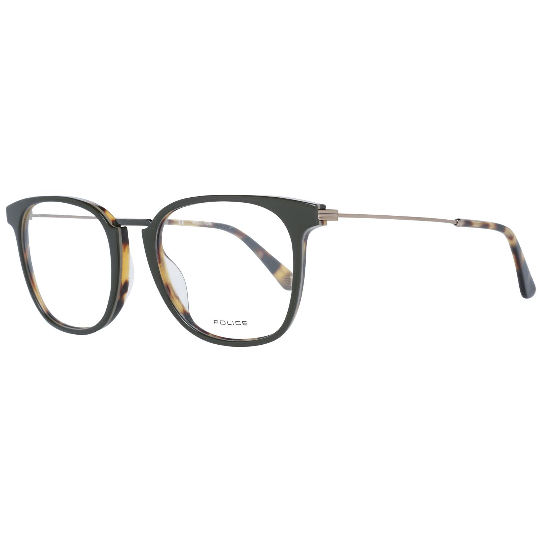 Police Men's Optical Frames Eyewear Green PL686 5106E3