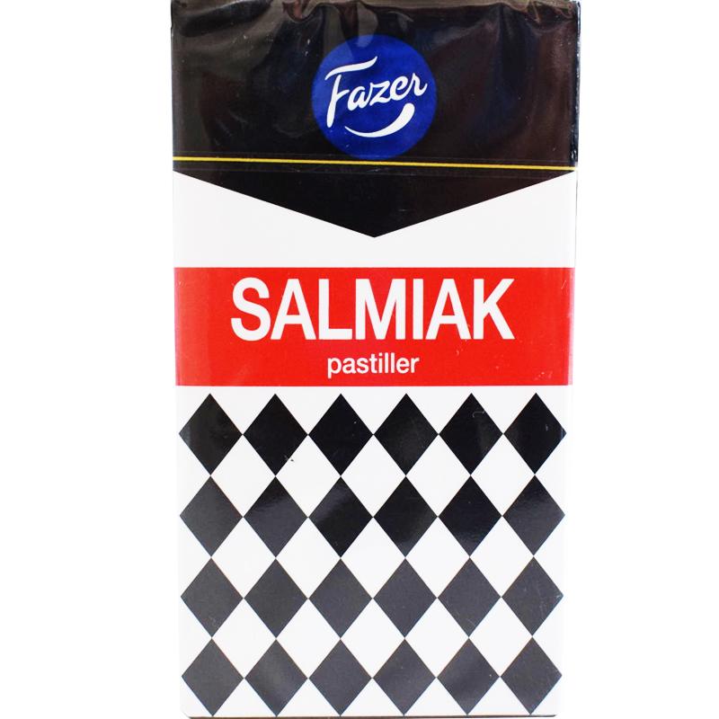 Pastiller Salmiak - 22% rabatt