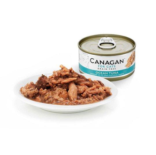 Canagan Cat Ocean Tuna