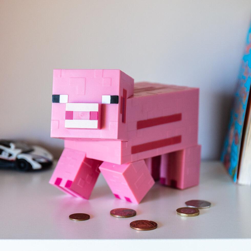 Minecraft Pig Money Bank BDP (PP6590MCF)