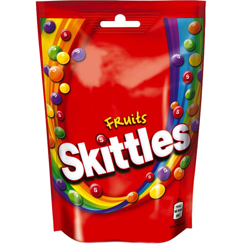 Skittles Fruit - 5% alennus
