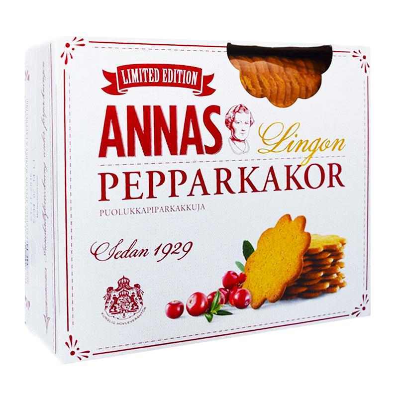 Pepparkakor Lingon - 65% rabatt
