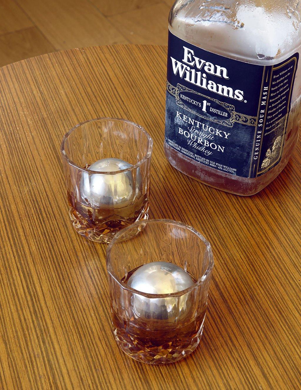 Stainless Steel Whiskey Balls (BA88)