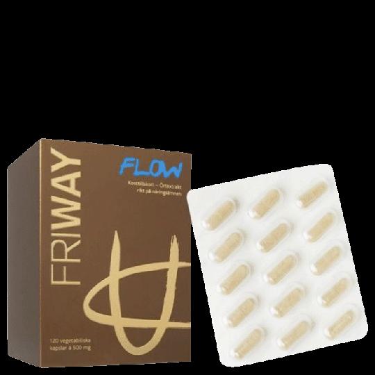 Friway Flow, 120 tabletter