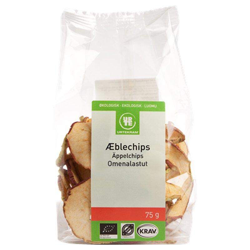 Eko Äppelchips - 57% rabatt