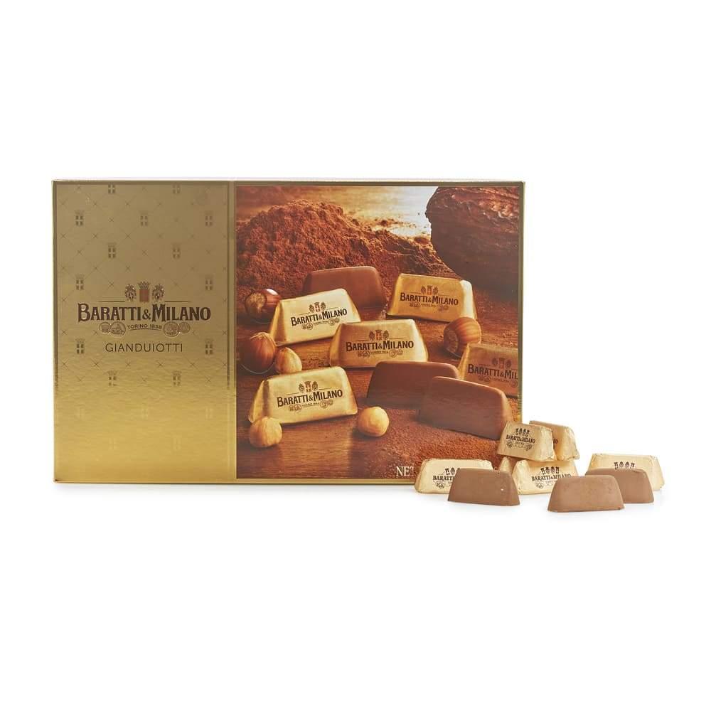 Gold Box Gainduiotto by Baratti 230g