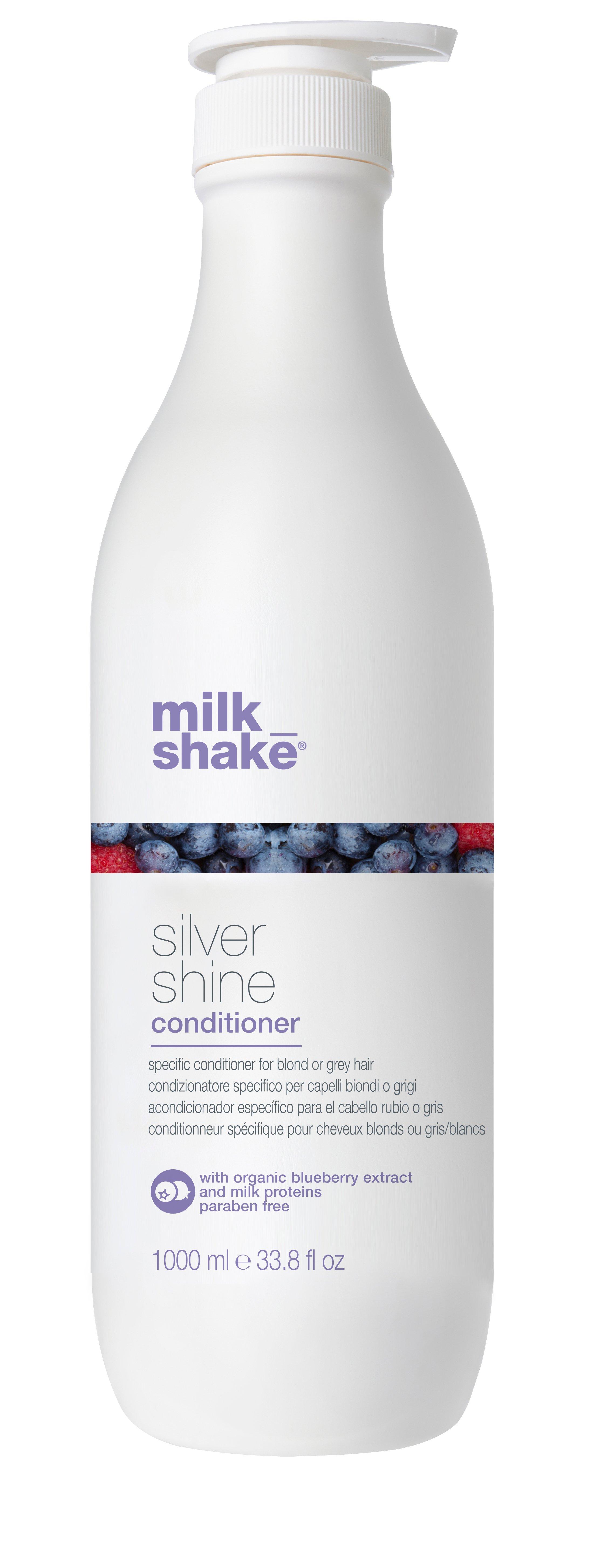 milk_shake - Silver Shine Conditioner 1000 ml