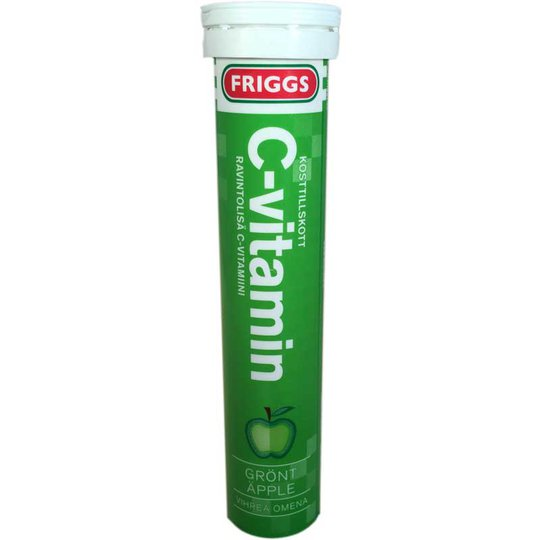 C-Vitamin Grönt Äpple - 32% rabatt