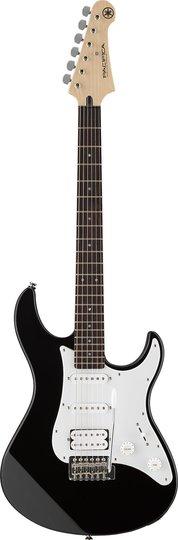 Yamaha Elgitar Pacifica, Svart