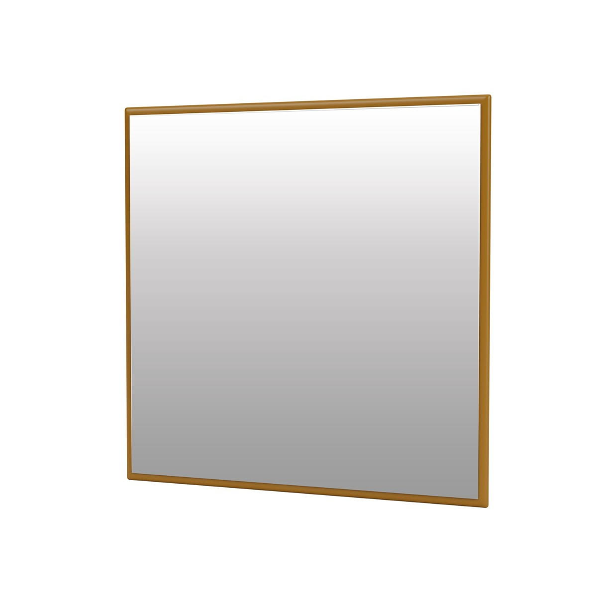 Montana Mini Spegel Fyrkantig 35x35 cm Amber